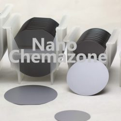 undoped silicon wafers