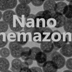 Zinc sulfur Manganese Silica Core Shell Nanoparticles