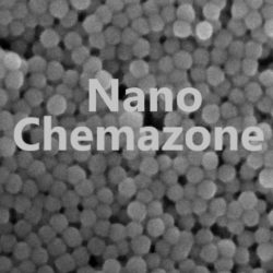 Copper Silica Core-Shell Nanoparticles