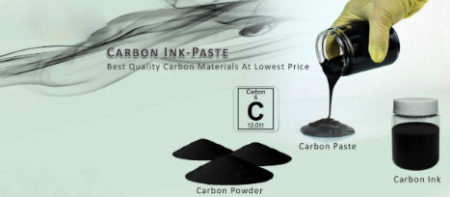 Carbon Conductive Ink for Screen Printing