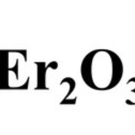 Nano Erbium Oxide powder