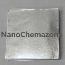 pure silver metal foil and sheet
