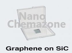 Graphene sheets on silicon Substrate