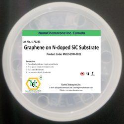Graphene SILICON CARBIDE Wafer