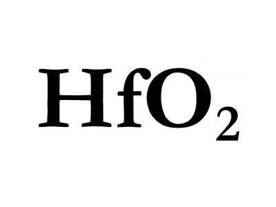 Hafnium Oxide Nanopowder