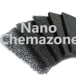 Reticulated Vitreous Carbon Foam High Purity
