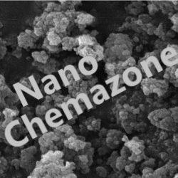 SEM micrograph of vanadium powder