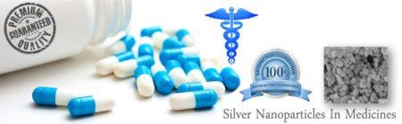 Anti bacterial Silver powder