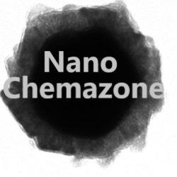 Iron Oxide Silicon Dioxide Titanium Oxide Core Shell