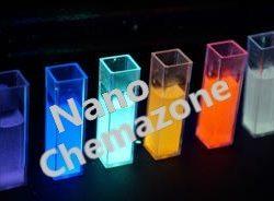 Zinc Selenide /Zinc Sulphide Quantum Dots