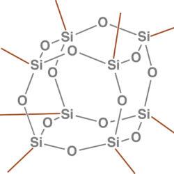 Octamethyl silsesquioxane
