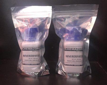NdFeB nanopowder
