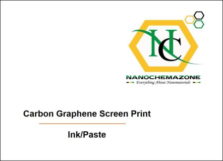 Carbon Graphene Screen Print Ink Paste