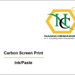 Carbon Screen Print Ink Paste