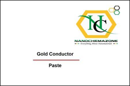 Conducting Gold Paste Au Paste