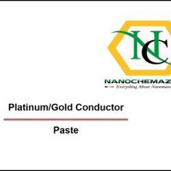 Platinum Gold Conductor Paste