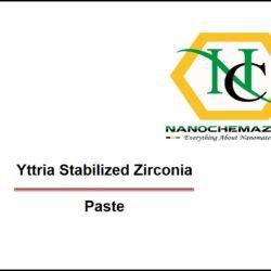 Yttria Stabilized Zirconia Paste
