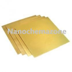 Gold Metal Sheet and Foil