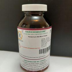 Neodymium Micron Powder