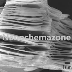 V4C3 MXene Powder SEM Image
