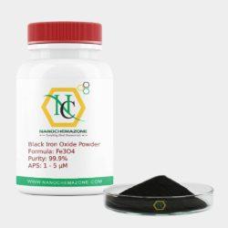 Black Iron Oxide Synthetic Powder