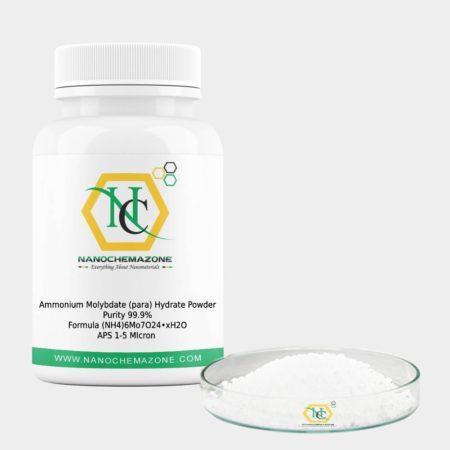 Ammonium Molybdate Hydrate Powder (para)