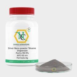 Silver Nanoparticles Toluene Dispersion