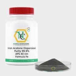 Iron Acetone Dispersion