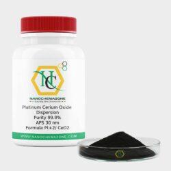 Platinum Cerium Oxide Dispersion