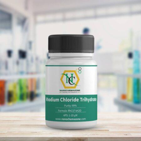 Rhodium Chloride Trihydrate