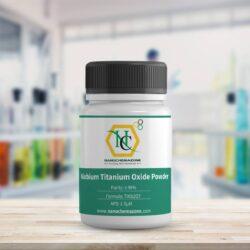 Niobium Titanium Oxide Powder