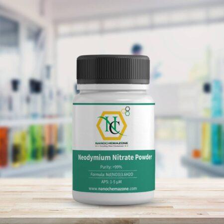 Neodymium Nitrate Powder
