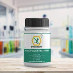 Praseodymium Sulfide Powder