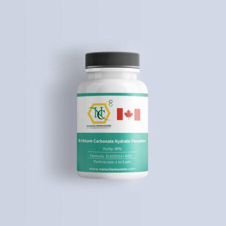 Erbium Carbonate Hydrate Powder